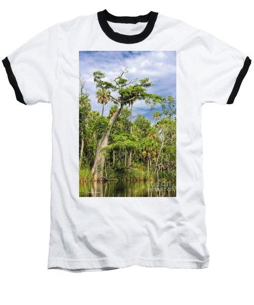Hatrack Cypress Baseball T-Shirt