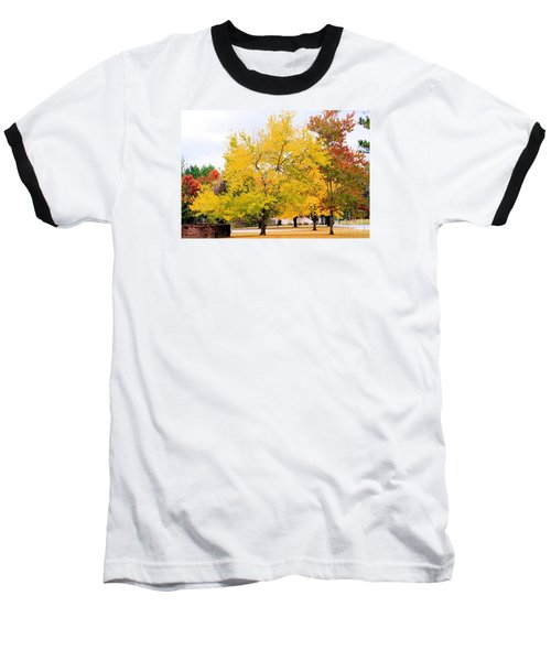 Havana Landscape Baseball T-Shirt