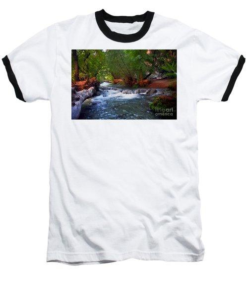 Havasu Creek Baseball T-Shirt by Kathy McClure