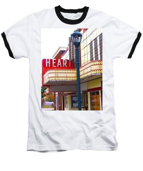 Heart Theatre Effingham Illinois  Baseball T-Shirt