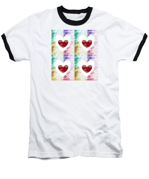 Heartful Baseball T-Shirt