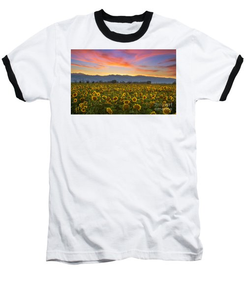 Baseball T-Shirt featuring the photograph Heaven by Rima Biswas