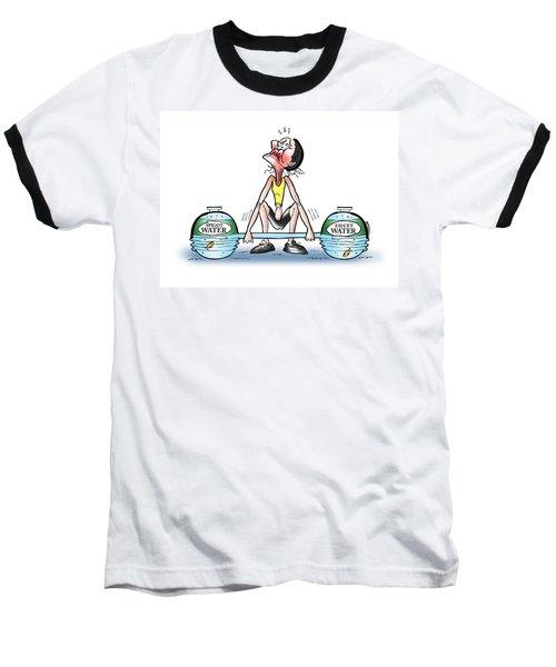 Heavy Water Baseball T-Shirt