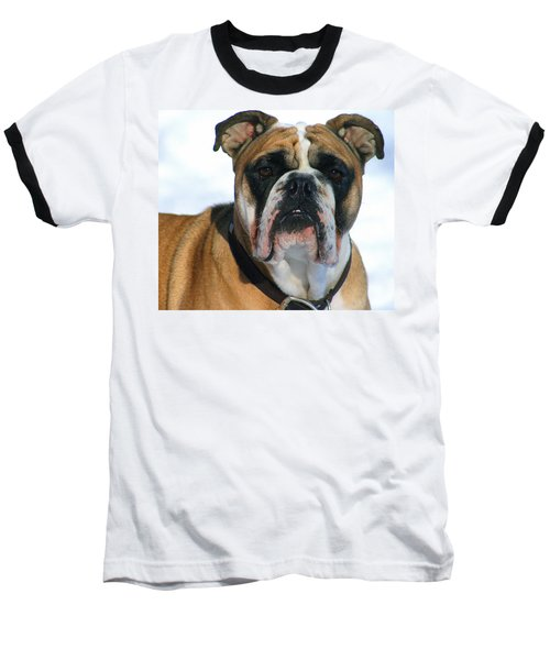 Baseball T-Shirt featuring the photograph Hey Good Looking by Kay Novy