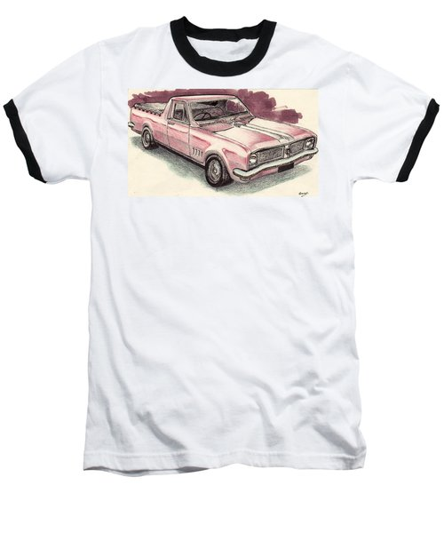 Hg Holden Ute Baseball T-Shirt