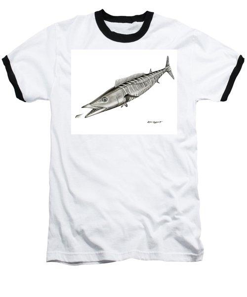 High Speed Wahoo Baseball T-Shirt
