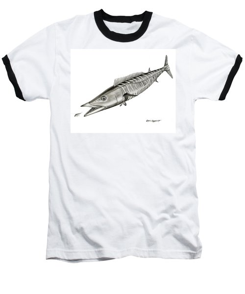 High Speed Wahoo Baseball T-Shirt