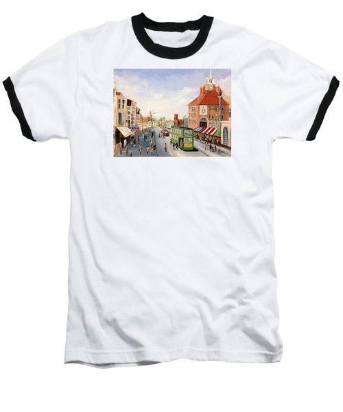 High Street Baseball T-Shirt