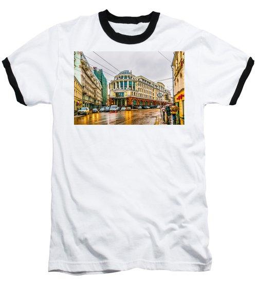Higher School Of Economics Baseball T-Shirt