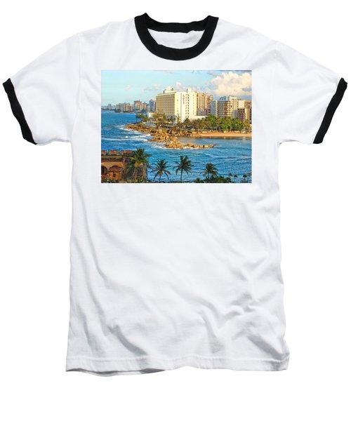 Hilton Conrad Baseball T-Shirt