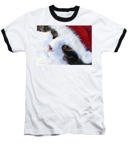 Ho Ho Harley Baseball T-Shirt