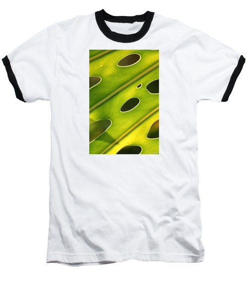Holey Light Baseball T-Shirt