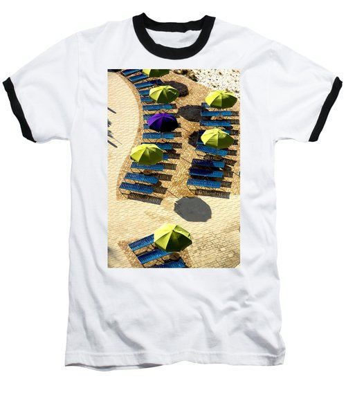 Baseball T-Shirt featuring the photograph Holiday by Kathy Bassett