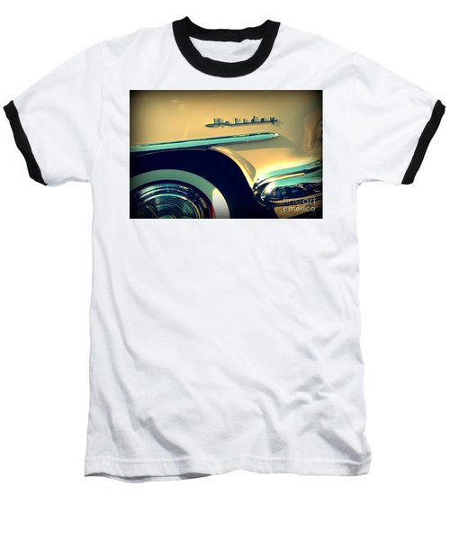 Baseball T-Shirt featuring the photograph Holiday by Valerie Reeves