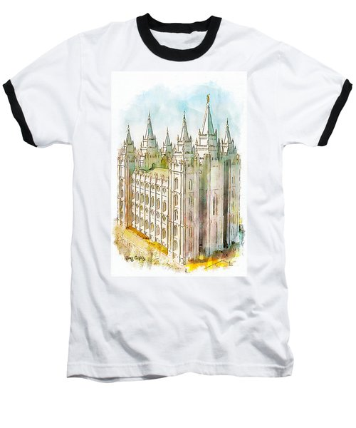 Holiness To The Lord Baseball T-Shirt