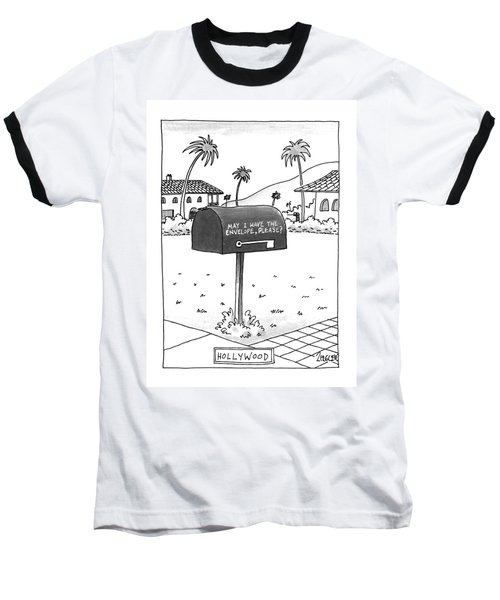 Hollywood Baseball T-Shirt