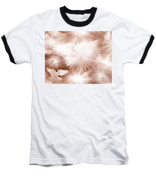 Holy Light Baseball T-Shirt