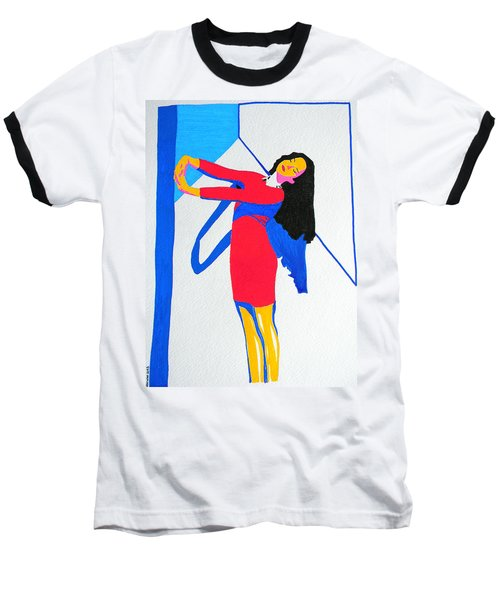 Homage To Carven Baseball T-Shirt