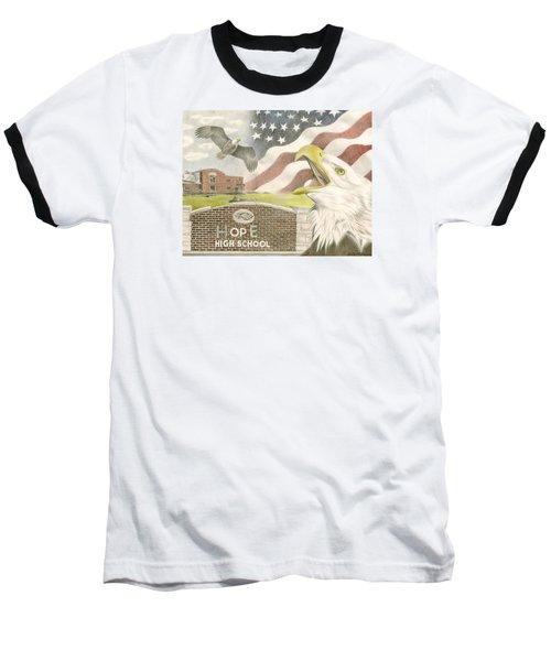 Hope High School Baseball T-Shirt by Dustin Miller
