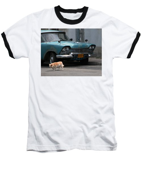 Hot Spot Baseball T-Shirt