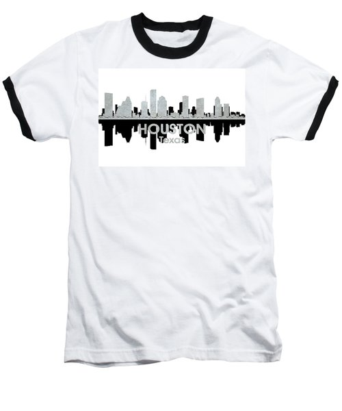 Houston Tx 4 Baseball T-Shirt