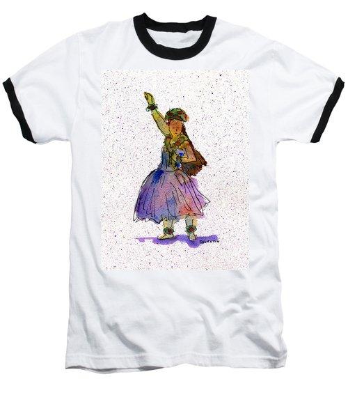 Hula Series Konani Baseball T-Shirt