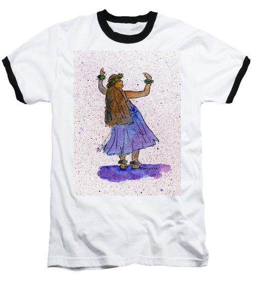 Hula Series Malia Baseball T-Shirt