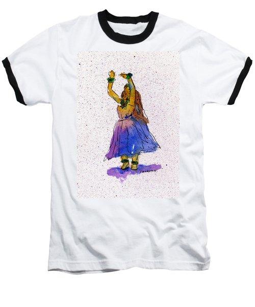 Hula Series Melika Baseball T-Shirt