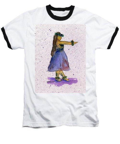 Hula Series Nakine Baseball T-Shirt