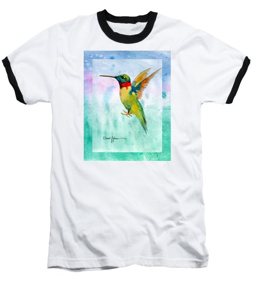 Da202 Hummer Dreams Revisited By Daniel Adams Baseball T-Shirt