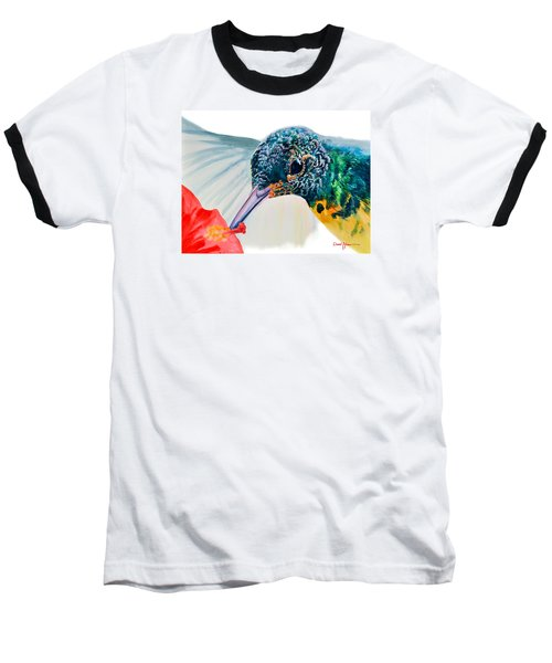 Da120 Hummer Face Daniel Adams  Baseball T-Shirt