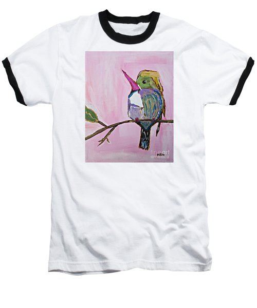 Hummingbird No. 1 Baseball T-Shirt