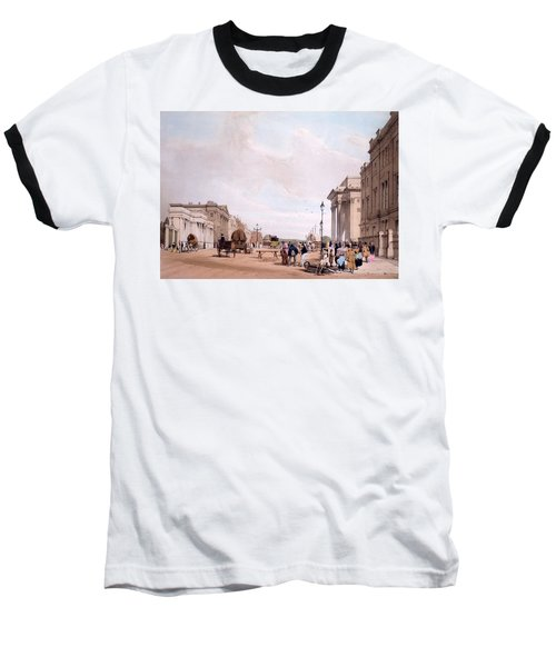 Hyde Park Corner, Looking Baseball T-Shirt by Thomas Shotter Boys