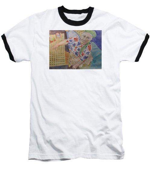 I Know I'm Right  Baseball T-Shirt