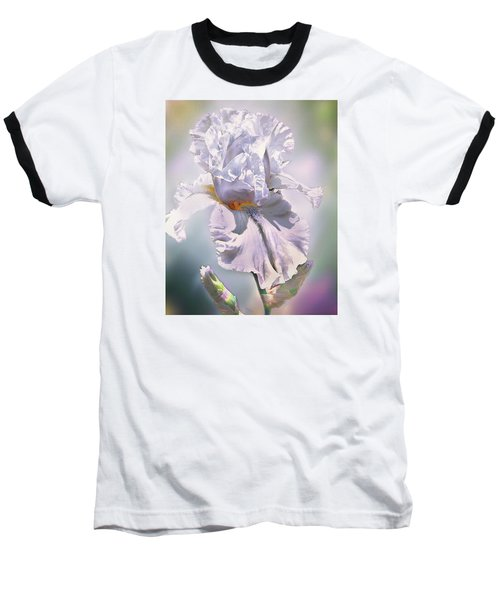 Baseball T-Shirt featuring the digital art Ice Queen by Mary Almond