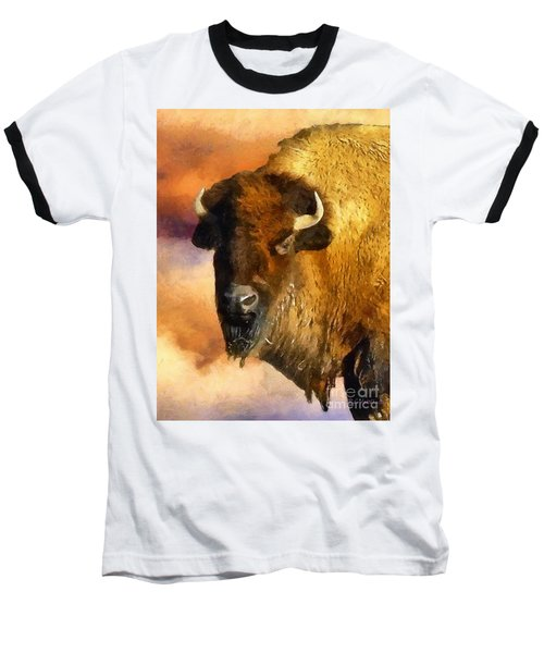 Icon Of The Plains Baseball T-Shirt