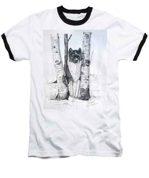 Ihasa In The Woods Baseball T-Shirt