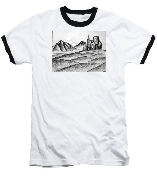 Imagination Baseball T-Shirt by Salman Ravish