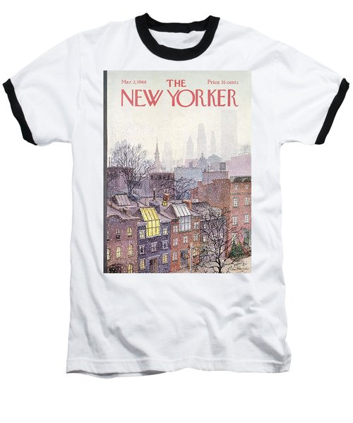 New Yorker March 2, 1968 Baseball T-Shirt