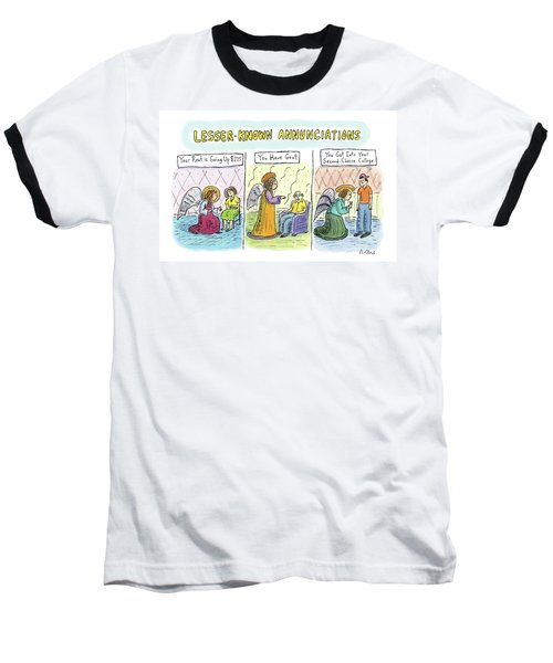 In The First Panel Baseball T-Shirt