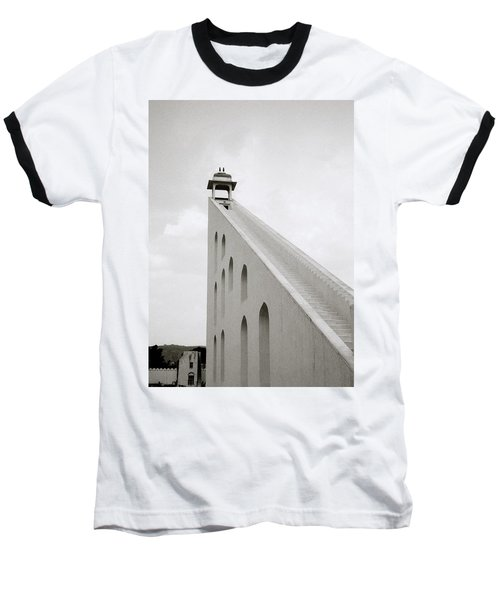 Simple Geometry Baseball T-Shirt