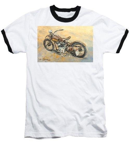 Indian Chief 1938 Baseball T-Shirt