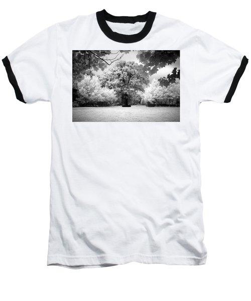 Infrared Majesty Baseball T-Shirt