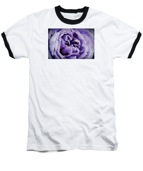 Lavender Motive Baseball T-Shirt