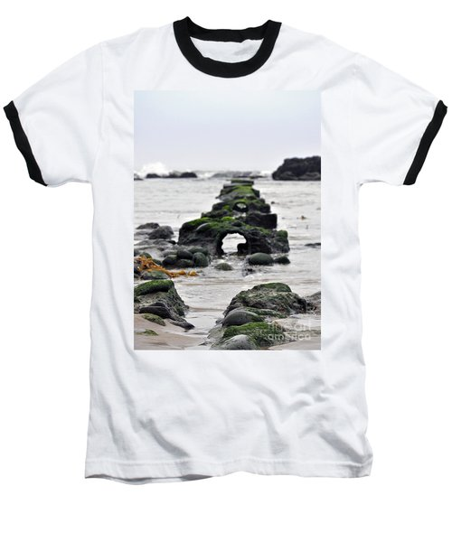Into The Ocean Baseball T-Shirt