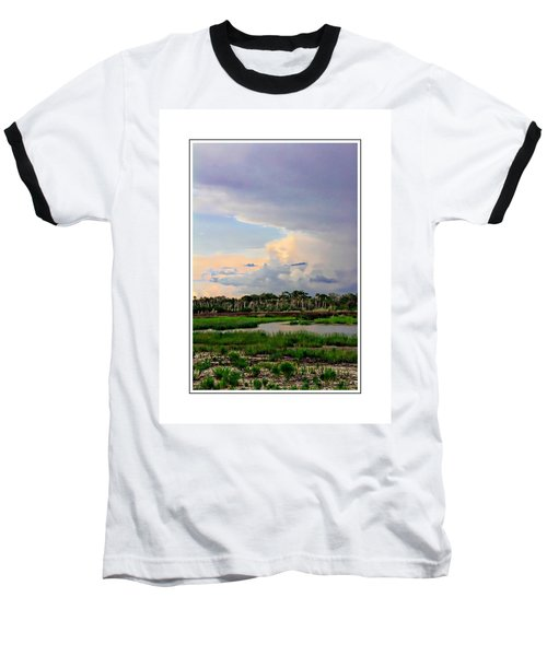 Intracoastal Colours Baseball T-Shirt
