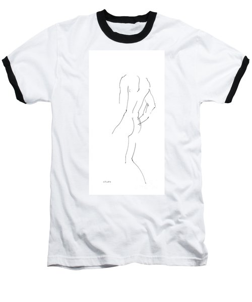 iPhone-Case-Nude-Male2 Baseball T-Shirt