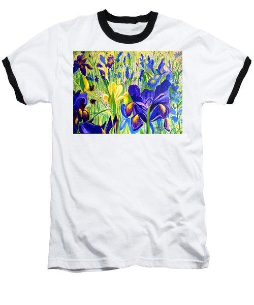 Iris Spring Baseball T-Shirt