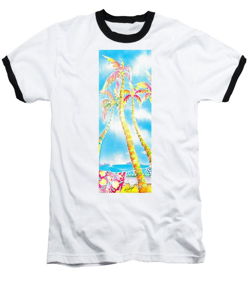 Island Breeze Baseball T-Shirt