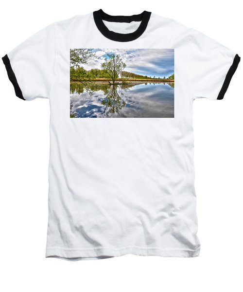 Island Tree Baseball T-Shirt